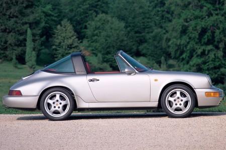 Bald 50 Jahre Porsche 911 Targa