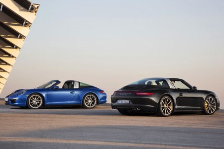 Porsche 911 Targa neu