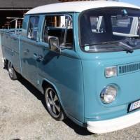 VW Bus T2b Doka