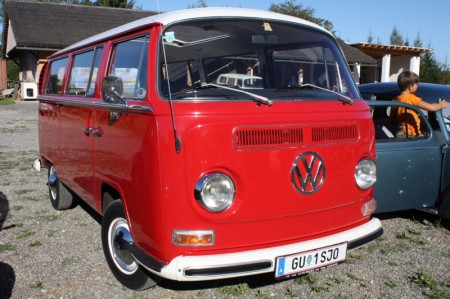Änderungen VW Bus T2 a und T2 b