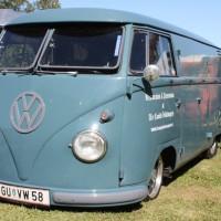VW Bus Kastenwagen T1
