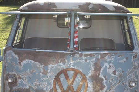 VW Bus T1 Safarifenster