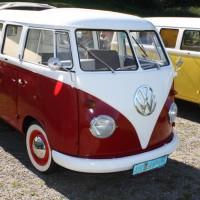 VW Bus T1 Transporter Fensterbus