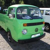 VW Bus T2 Pritsche