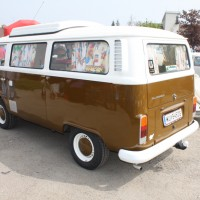 VW Bus T2a Camping