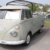 VW Bus T1 Pritschenwagen