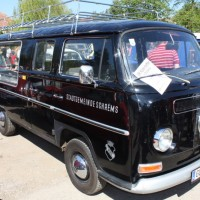 VW Bus Leichenwagen T2