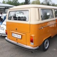 VW Bus T2 Kombi