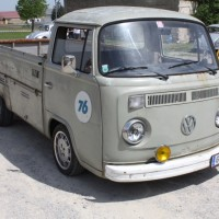 VW Bus T2b Pritsche