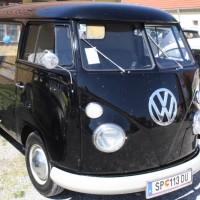 VW Bus T1 Transporter Leichenwagen