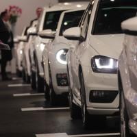 Vienna Autoshow 2014 Volkswagen VW