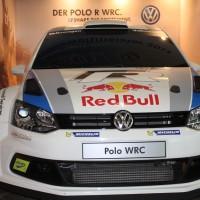 Vienna Autoshow 2014 VW Polo WRC
