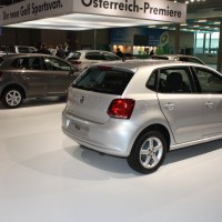 Vienna Autoshow 2014 VW Polo