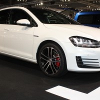 Vienna Autoshow 2014 VW Golf
