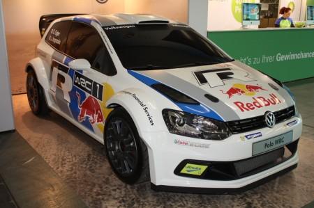 Vienna Autoshow 2014 Volkswagen Polo WRC