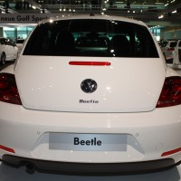 Vienna Autoshow 2014 VW Beetle