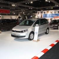 Vienna Autoshow 2014 VW Sharan