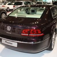 Vienna Autoshow 2014 VW Phaeton