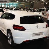 Vienna Autoshow 2014 VW Scirocco
