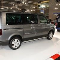 Vienna Autoshow 2014 VW Mulitvan