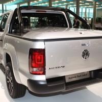 Vienna Autoshow 2014 VW Amarok