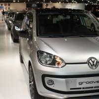 Vienna Autoshow 2014 VW groove up