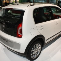 Vienna Autoshow 2014 VW cross up