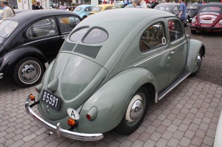 VW Käfer Brezel
