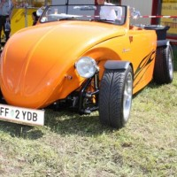 VW Käfer Speedster Custom Style Look