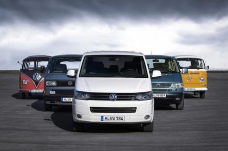 Der berühmte VW Bus – Bulli