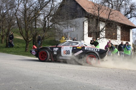 Rebenland Rallye 2014 Fotos und Videos historische Autos SP6