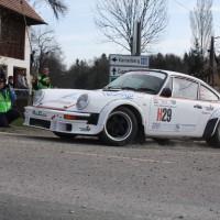 Rebenland Rallye 2014 Porsche 911 SC 3.0 Willi Rabl SP 6
