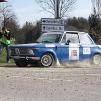 Rebenland Rallye 2014 BMW 2002 Ales Jiratko SP 6
