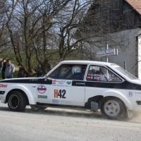 Rebenland Rallye 2014 Ford Escort RS 2000 Mk2 Gerhard Openauer SP6