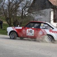 Rebenland Rallye 2014 Ford Escort RS 2000 Rino Muradore SP6