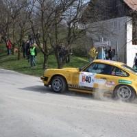 Rebenland Rallye 2014 Porsche 911 3.0 SC Anton Reisenhofer SP6