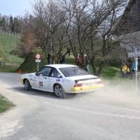 Rebenland Rallye 2014 Opel Manta B 200E Flavio Manzelli SP6