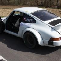 Rebenland Rallye 2014 Porsche 911 Kris Rosenberger SP9