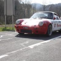 Rebenland Rallye 2014 Porsche 911 Paolo Pasutti SP9