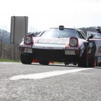 Rebenland Rallye 2014 Lancia Stratos Burghard Brink SP9