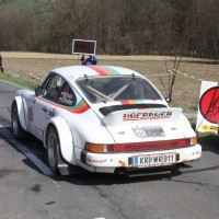 Rebenland Rallye 2014 Porsche 911 Willi Rabl SP9