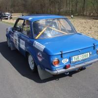 Rebenland Rallye 2014 BMW 2002 Ales Jiratko SP9