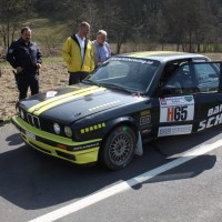 Rebenland Rallye 2014 BMW 318iS E30 Dieter Bardel SP9