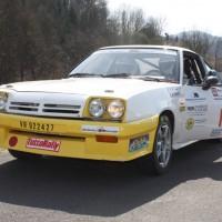 Rebenland Rallye 2014 Opel Manta B 200E Flavio Manzelli l SP9