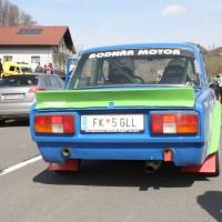 Rebenland Rallye 2014 Lada Richard Ronay SP9