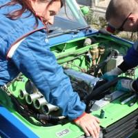 Rebenland Rallye 2014 Lada VTTS Richard Ronay Motor Service