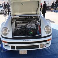 Rebenland Rallye 2014 Porsche 911 Kris Rosenberger Service