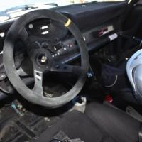 Rebenland Rallye 2014 Porsche 911 Kris Rosenberger Innenraum Cockpit Service