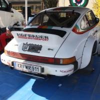 Rebenland Rallye 2014 Porsche 911 SC 3.0 Willi Rabl Service