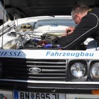 Rebenland Rallye 2014 Ford Escort RS 2000 Mk2 Gerhard Openauer Motor Service